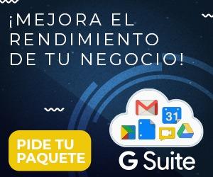 ¿Cómo funciona G Suite?
