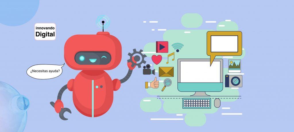 Chatbot: consigue mas clientes online